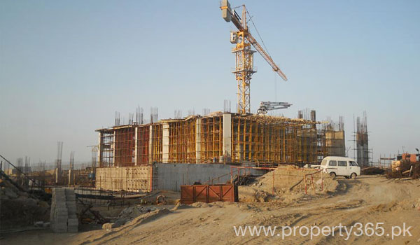 emaar construction