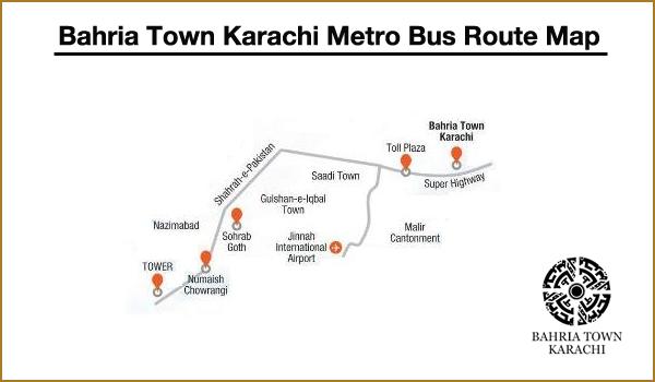 Bahria Town Metro