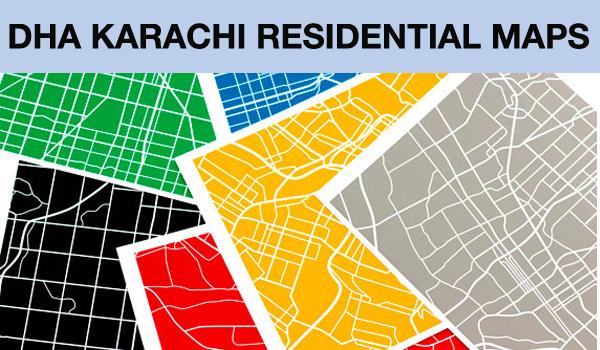 dha-Karachi-residential-area-maps