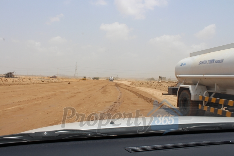 Bahria Town Karachi Latest Photos   (4)