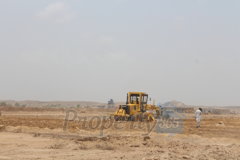 Bahria Town Karachi Latest Photos   (52)