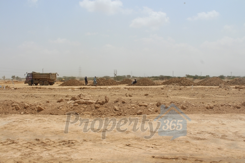 Bahria Town Karachi Latest Photos   (6)
