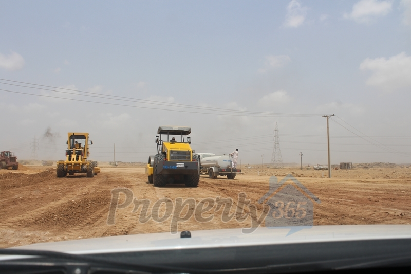 Bahria Town Karachi Latest Photos   (7)