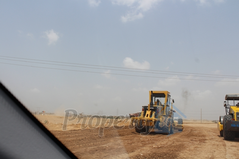 Bahria Town Karachi Latest Photos   (8)