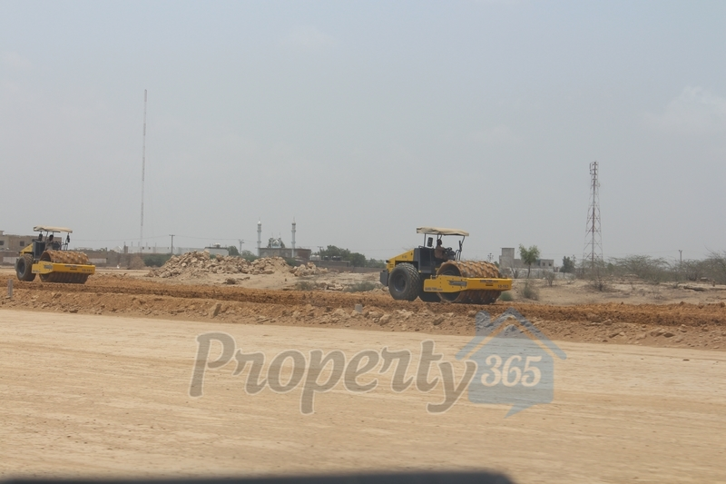 Bahria Town Karachi Latest Photos   (86)