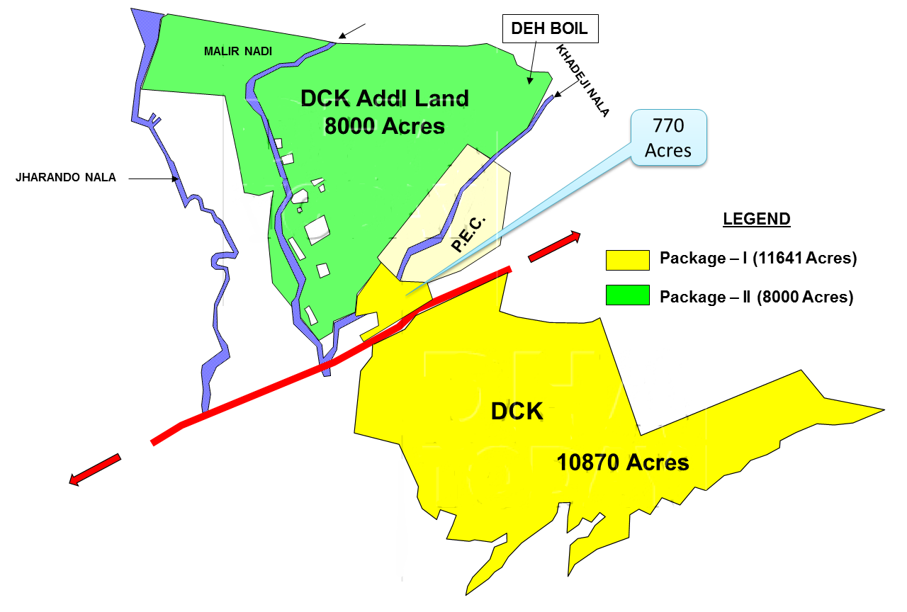 More Land Purchased By DHA City Karachi Project