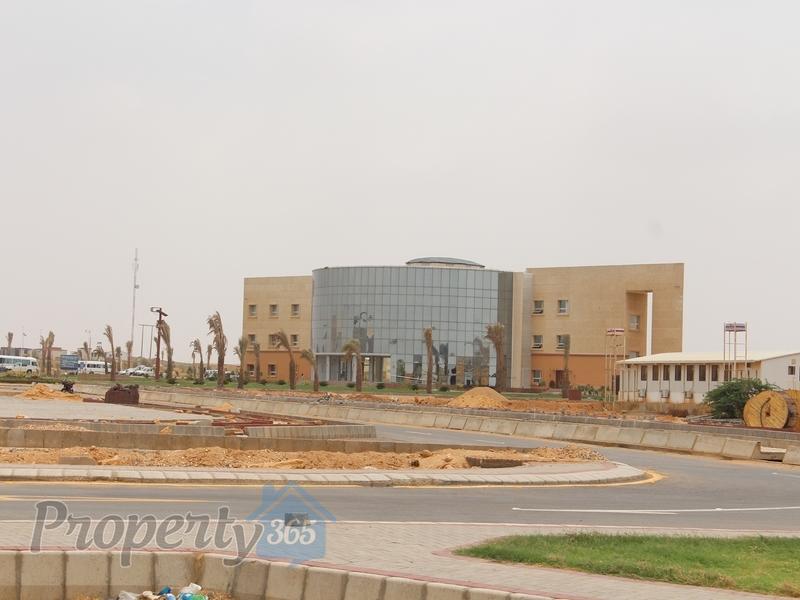 DHA City Karachi gateway district  (1)