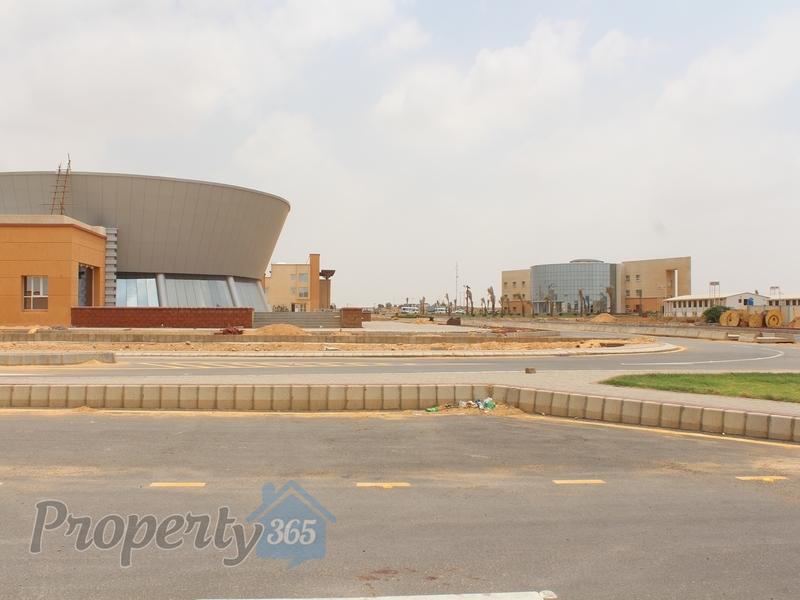 DHA City Karachi gateway district  (12)
