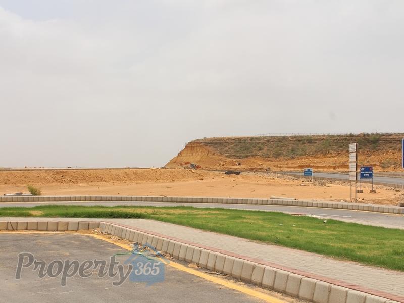 DHA City Karachi gateway district  (2)