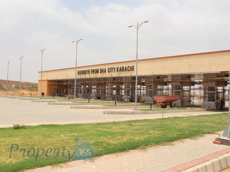 DHA City Karachi gateway district  (4)
