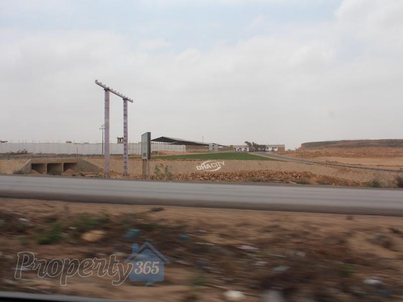 DHA City Karachi gateway district  (7)